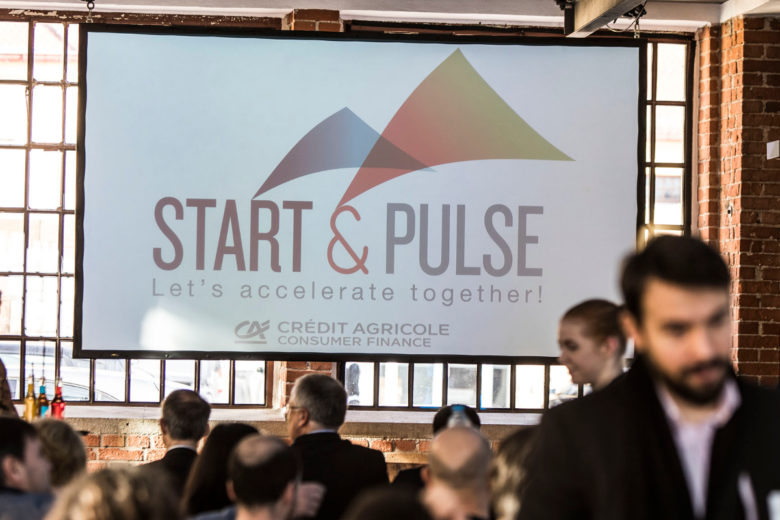 Start and Pulse Pitch Event Creditplus Bank