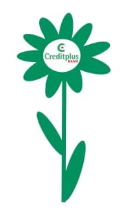 Creditplus-Blume zum Download
