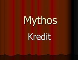 MythosKredit